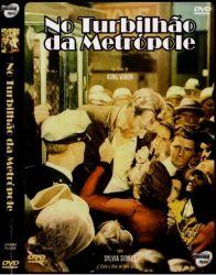 DVD NO TURBILHAO DA METROPOLE