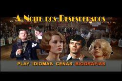 DVD A NOITE DOS DESESPERADOS - JANE FONDA