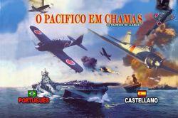 DVD PACIFICO EM CHAMAS