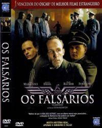 DVD OS FALSARIOS