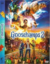 DVD GOOSEBUMPS 2 - HALLOWEEN ASSOMBRADO