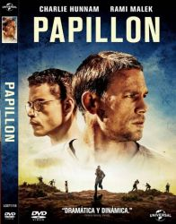 DVD PAPILLON - CHARLIE HUNNAM