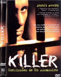 DVD CONFISSOES DE UM ASSASSINO - KILLER