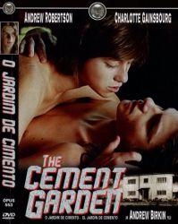 DVD O JARDIM DE CIMENTO