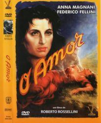 DVD O AMOR - ANNA MAGNANI - 1948
