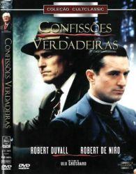 DVD CONFISSOES VERDADEIRAS - ROBERT DUVALL