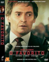 DVD O FAVORITO - HUGH JACKMAN
