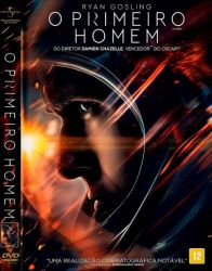 DVD PRIMEIRO HOMEM - RYAN GOSLING