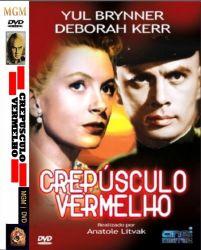 DVD CREPUSCULO VERMELHO - YUL BRYNNER