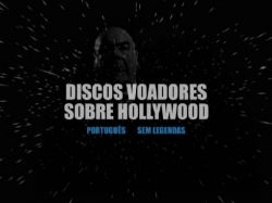 DVD DISCOS VOADORES SOBRE HOLLYWOOD