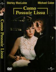 DVD COMO POSSUIR LISSU - SHIRLEY MACLAINE