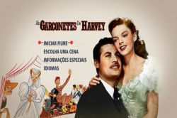 DVD AS GARÇONETES DE HARVEY - ANGELA LANSBURY