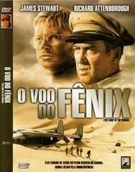 DVD O VOO DO FENIX - JAMES STEWART