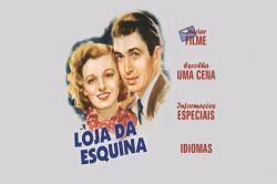 DVD A LOJA DA ESQUINA - JAMES STEWART