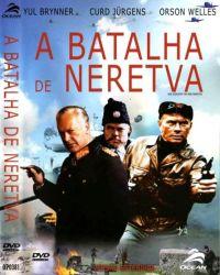 DVD A BATALHA DE NERETVA - YUL BRYNNER
