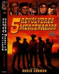 DVD CINCO REVOLVERES MERCENARIOS