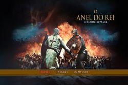DVD O ANEL DO REI - A ULTIMA BATALHA