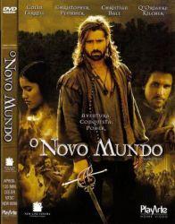 DVD O NOVO MUNDO - COLIN FARRELL