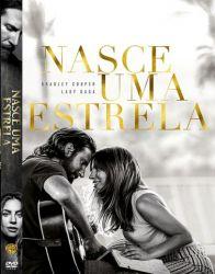 DVD NASCE UMA ESTRELA - LADY GAGA