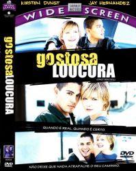 DVD GOSTOSA LOUCURA - KIRSTEN DUNST