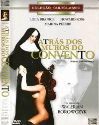 DVD ATRAS DOS MUROS DO CONVENTO