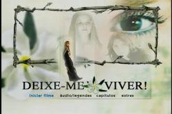 DVD DEIXE ME VIVER - RENEE ZELLWEGER