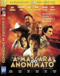 DVD A MASCARA DO ANONIMATO - JEFF BRIDGES