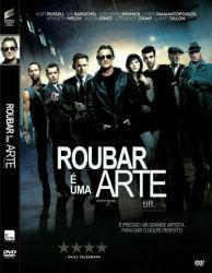 DVD ROUBAR E UMA ARTE - KURT RUSSELL