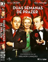 DVD DUAS SEMANAS DE PRAZER - FRED ASTAIRE