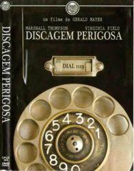 DVD DISCAGEM PERIGOSA - MARSHALL THOMPSON