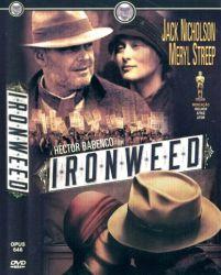 DVD IRONWEED - JACK NICHOLSON