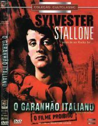 DVD O GARANHAO ITALIANO - SYLVESTER STALLONE