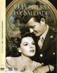 DVD O PONTEIRO DA SAUDADE - ROBERT WALKER