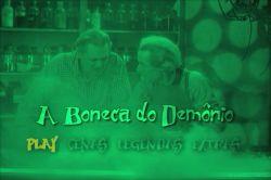 DVD A BONECA DO DEMONIO - LIONEL BARRYMORE