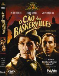 DVD O CAO DOS BASKERVILLES - CHRISTOPHER LEE