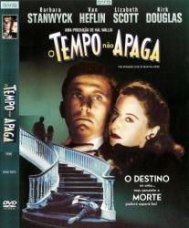 DVD O TEMPO NAO APAGA  - KIRK DOUGLAS