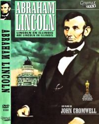DVD ABRAHAM LINCOLN
