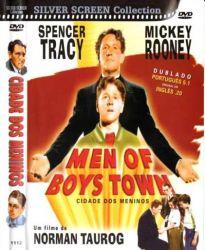 DVD CIDADE DOS MENINOS - SPENCER TRACY