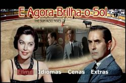 DVD E AGORA BRILHA O SOL - TYRONE POWER