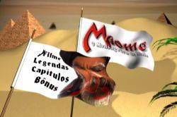 DVD MAOME - O MENSAGEIRO DE ALAH - ANTHONY QUINN