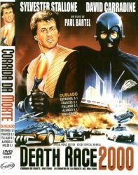 DVD CORRIDA DA MORTE - ANO 2000 - SYLVESTER STALLONE