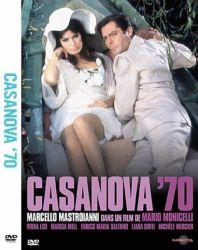 DVD CASANOVA 70 - MARCELO MASTROIANNI