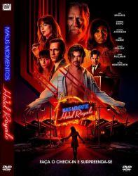 DVD MAUS MOMENTOS NO HOTEL ROYALE - JEFF BRIDGES
