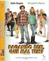 DVD PAGANDO BEM QUE MAL TEM - ELIZABETH BANKS