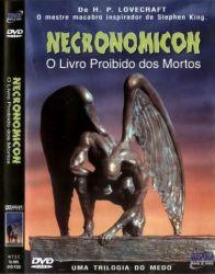DVD NECRONOMICON - O LIVRO PROIBIDO DOS MORTOS