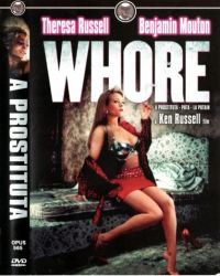 DVD A PROSTITUTA - THERESA RUSSELL