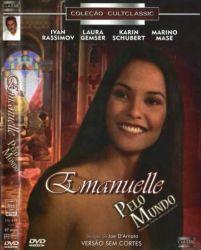 DVD EMANUELLE - PELO MUNDO