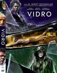 DVD VIDRO - BRUCE WILLIS
