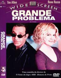 DVD GRANDE PROBLEMA - TIM ALLEN