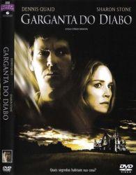 DVD GARGANTA DO DIABO - DENNIS QUAID